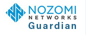 Nozomi Networks Guardianロゴ